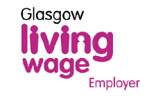 Glasgow Living Wage Employer - D & N Glass Co, Glaziers, Glasgow