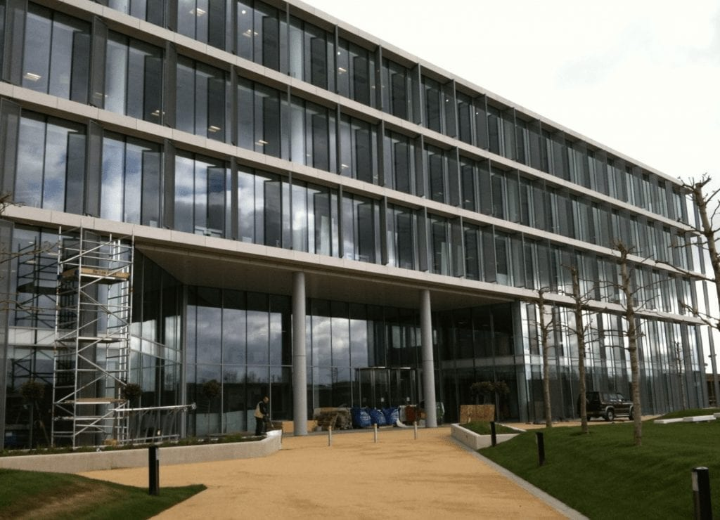 Commercial Glaziers Glasgow - D & N Glass Co