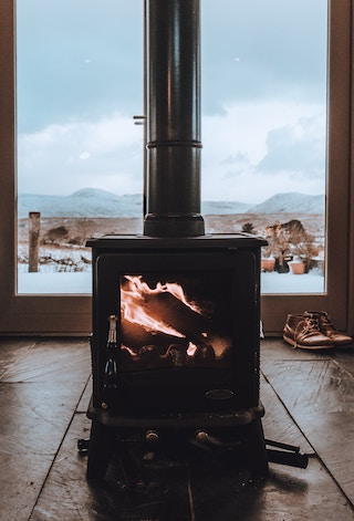 glass for log burners, Glasgow, Bearsden & Milngavie