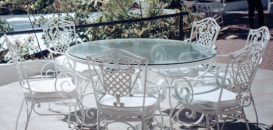Glass table tops - Glasgow - D & N Glass Co