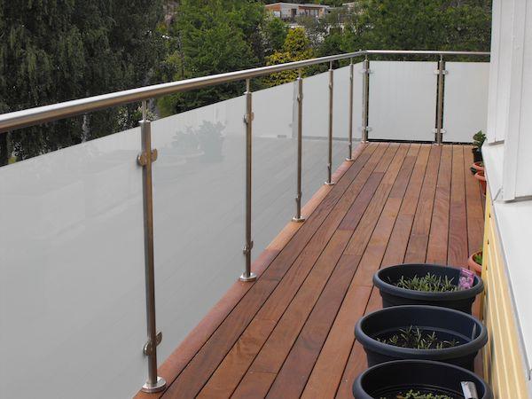 balcony balustrade Glasgow