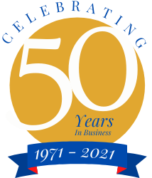 50th Anniversary - D&N Glass Co