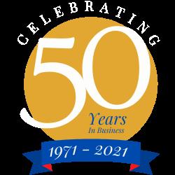 50th Anniversary - D & N Glass Co